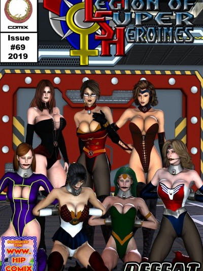 Legion of Superheroines 69- Uroboros [Hipcomix]