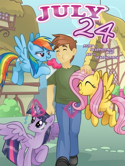 July 24- Nearphotison – My Little Pony
